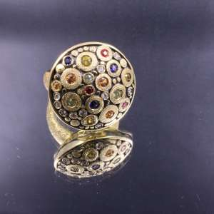 Anello Multicolor Ring