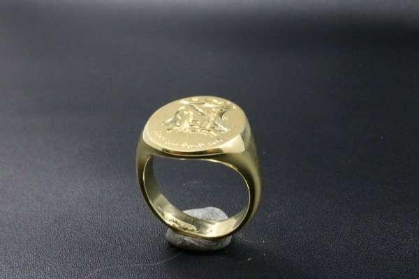 Anello Chevalier - Chevalier ring