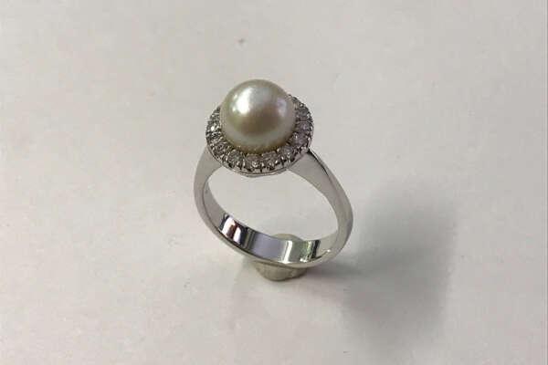 Ring Australian pearl